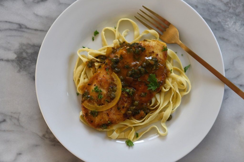 chicken piccata | simple pairings